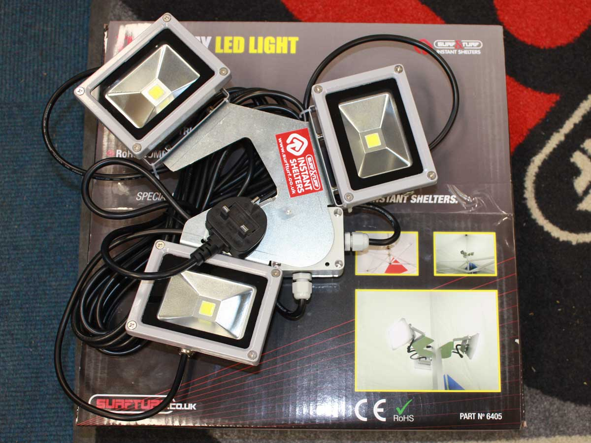 LED Mains Lighting