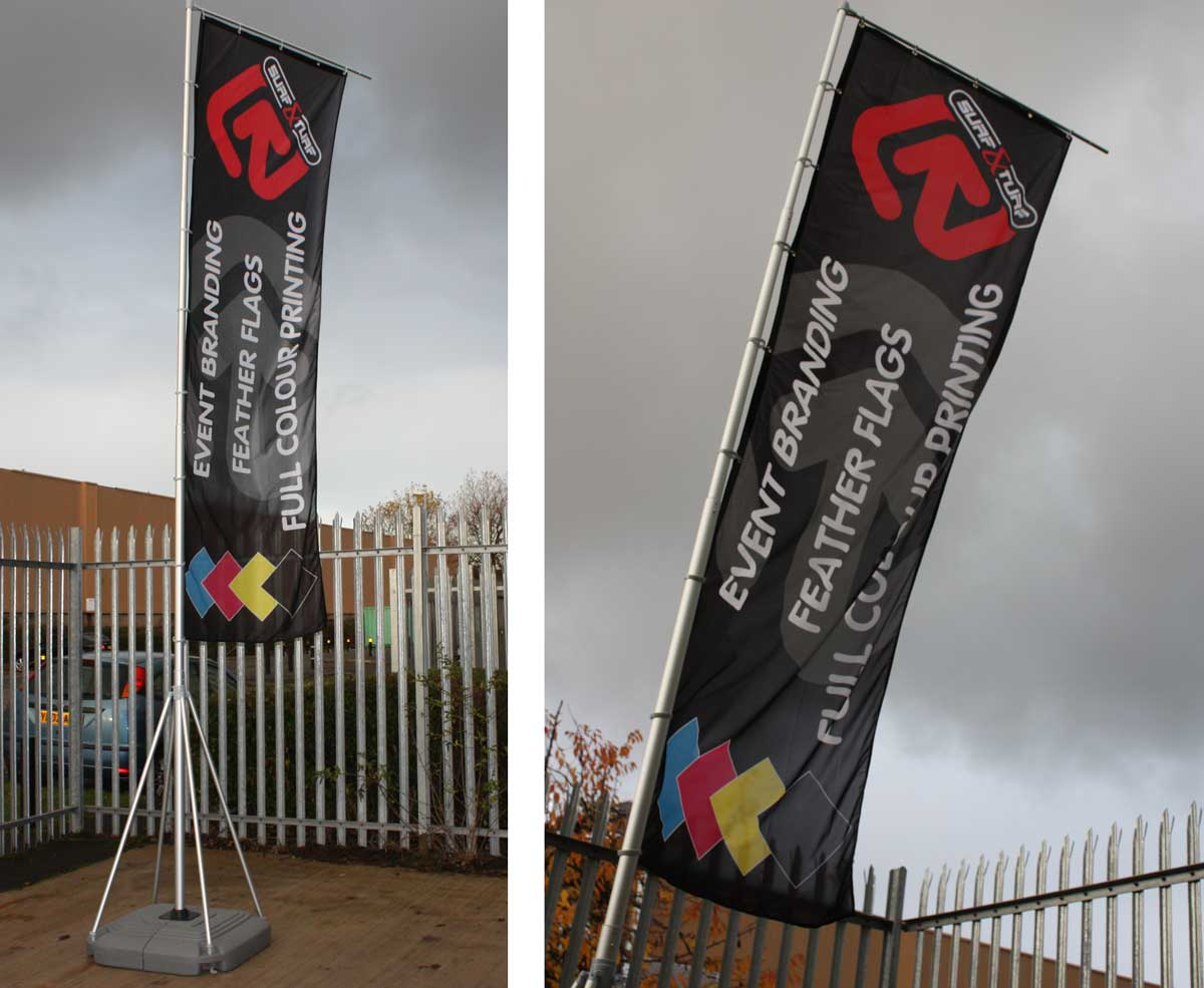 Giant Outdoor Flags