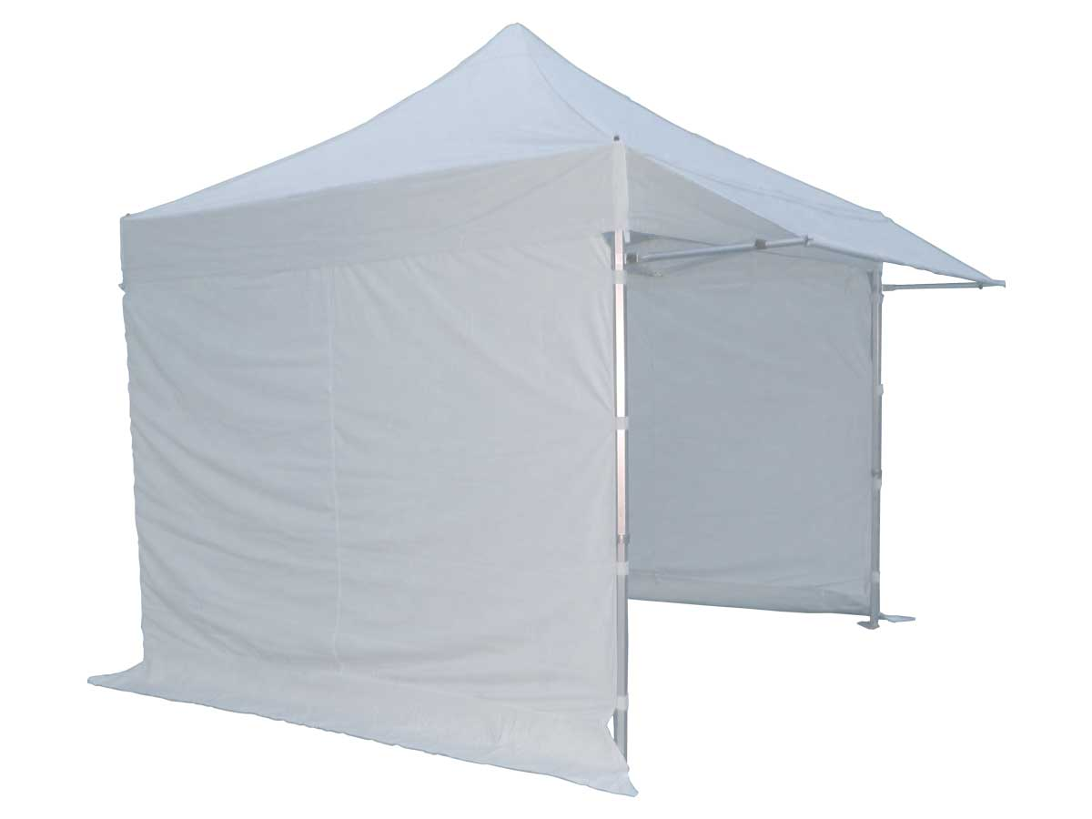 Canopro Elite 3x3 with extending rain canopy